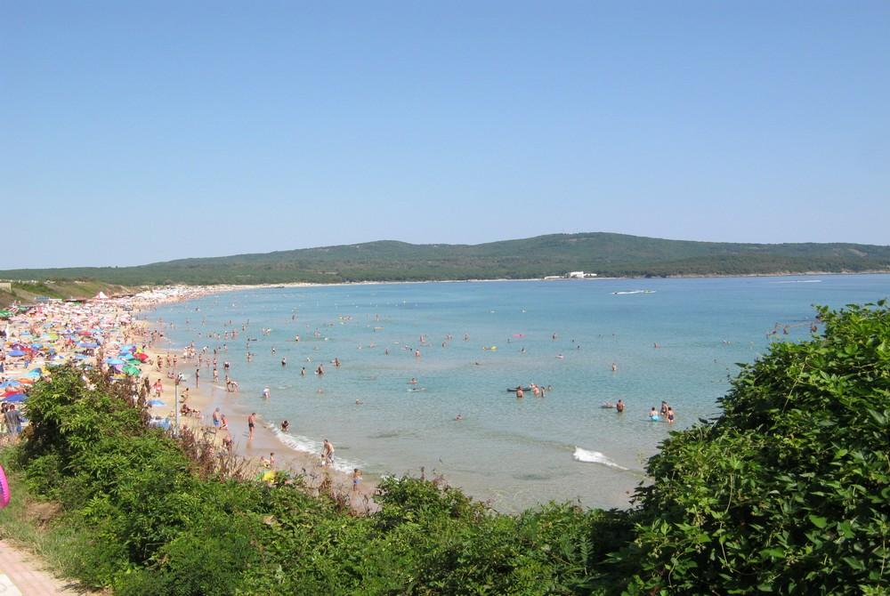 Cheap holidays on the beach in Primorsko